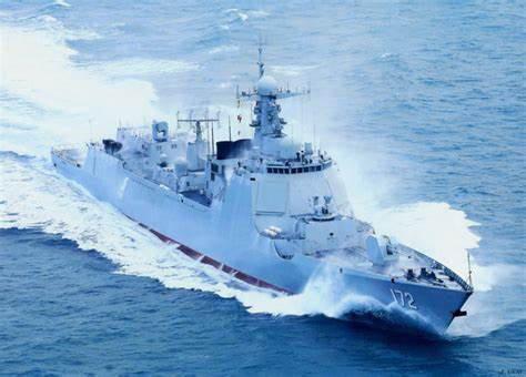 """3 loại tàu chiến phòng không của Trung Quốc khiến không quân Mỹ """"đau đầu"""" - Ảnh 5."""