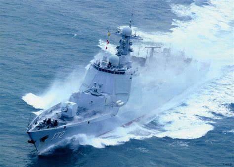 """3 loại tàu chiến phòng không của Trung Quốc khiến không quân Mỹ """"đau đầu"""" - Ảnh 6."""