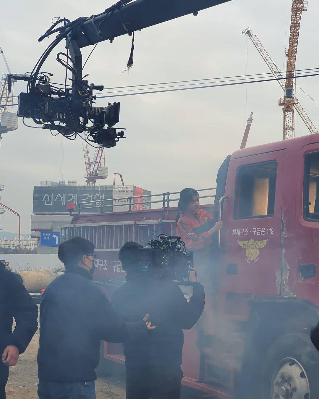 Mỹ nhân màn ảnh Hàn Quốc mê đấm bốc như điếu đổ - Ảnh 8.