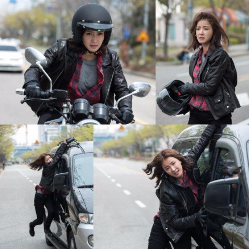 Mỹ nhân màn ảnh Hàn Quốc mê đấm bốc như điếu đổ - Ảnh 9.