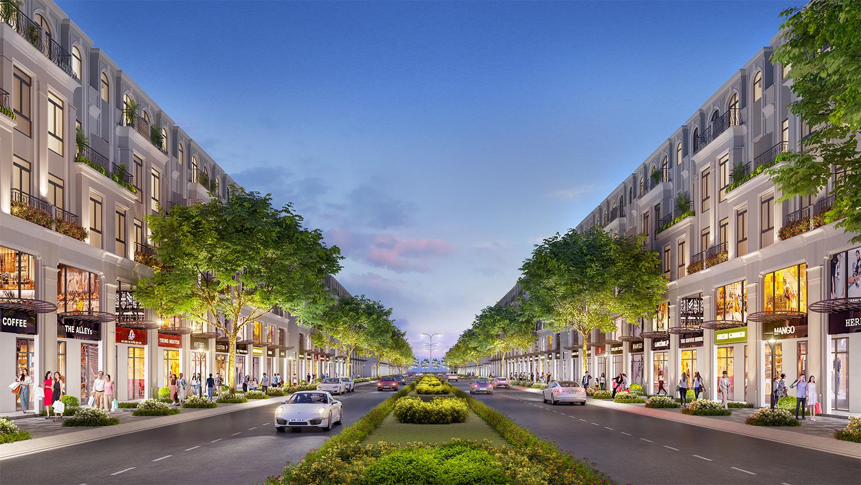 """Lý giải tiềm năng đầu tư vượt trội """"1 vốn 4 lời"""" của shophouse Hinode Royal Park - Ảnh 2."""