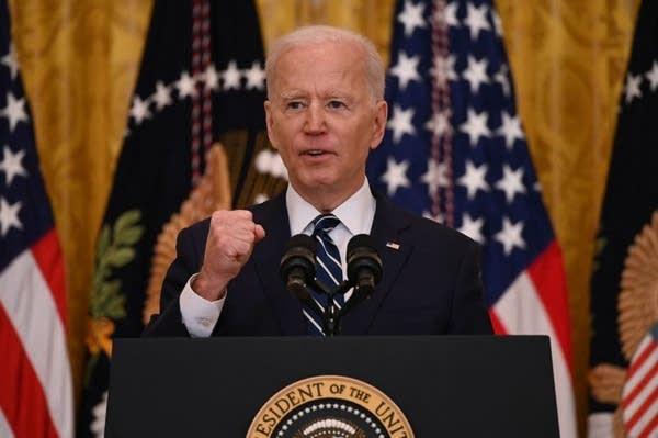 Đại tá Mỹ cảnh báo Biden về Nga - Ảnh 1.