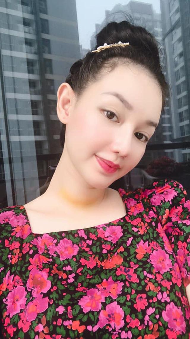 """MC Quỳnh Chi: """"Từ khi phát hiện bị ung thư, tôi chỉ khóc một lần"""" - Ảnh 1."""