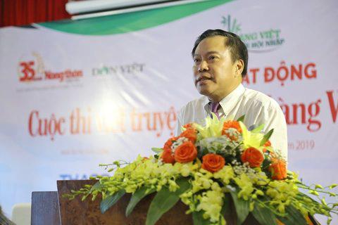 """Công bố quyết định thành lập Hội đồng giám khảo vòng Chung khảo cuộc thi viết truyện ngắn """"Làng Việt thời hội nhập"""" - Ảnh 2."""