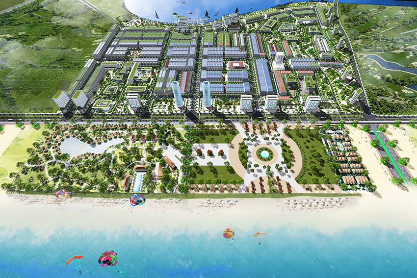 Thực hư khoản nợ xấu của chủ dự án Ocean Park Vân Đồn và bị MB siết nợ - Ảnh 3.