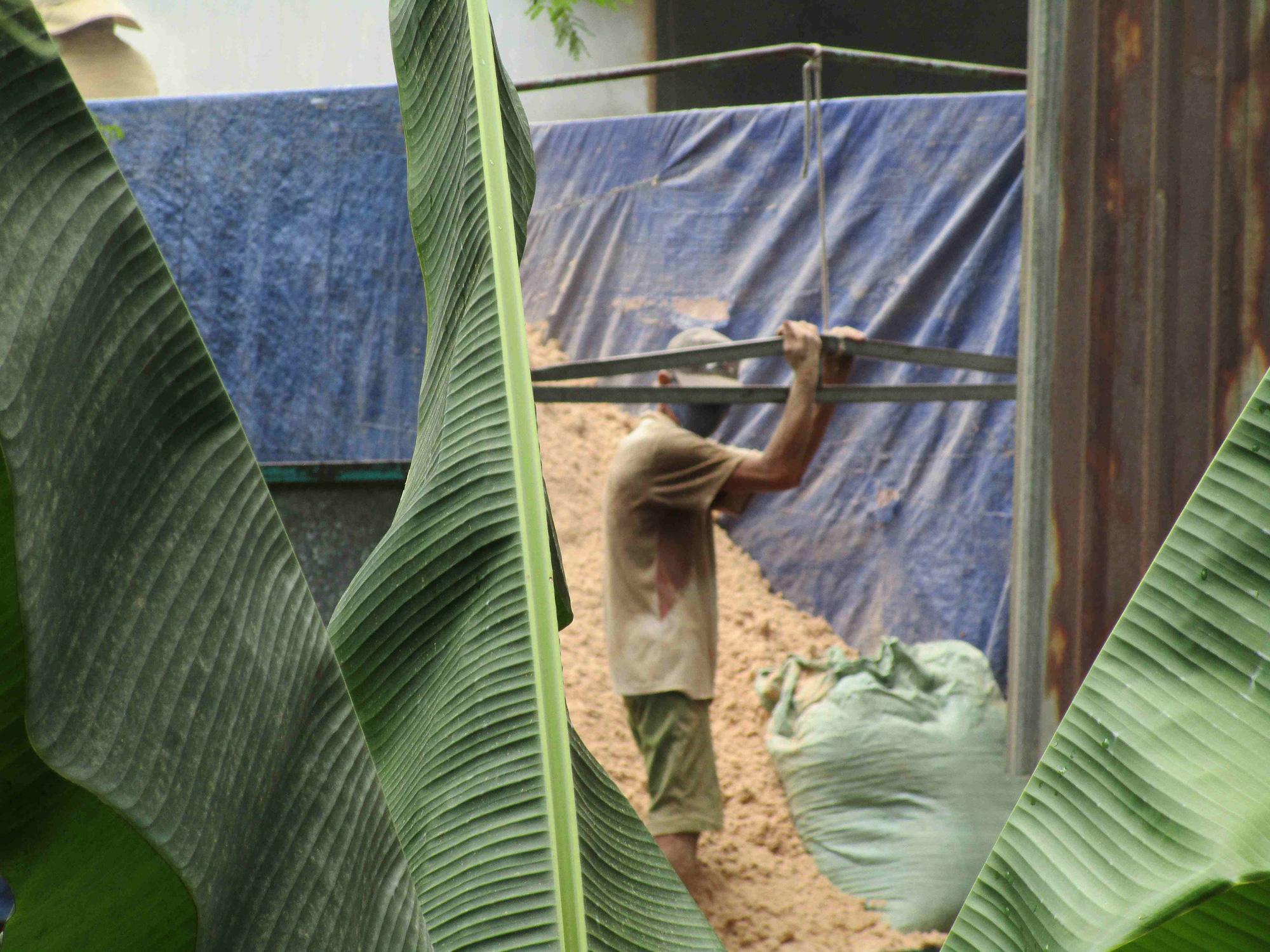 Bình Định: Xí nghiệp chế biến lâm sản Bông Hồng nằm sát khu dân cư gây bức xúc - Ảnh 1.