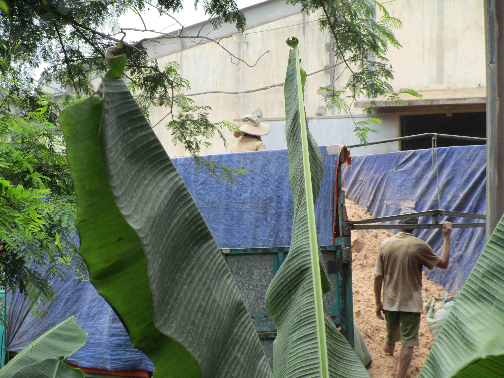Bình Định: Xí nghiệp chế biến lâm sản Bông Hồng nằm sát khu dân cư gây bức xúc - Ảnh 2.