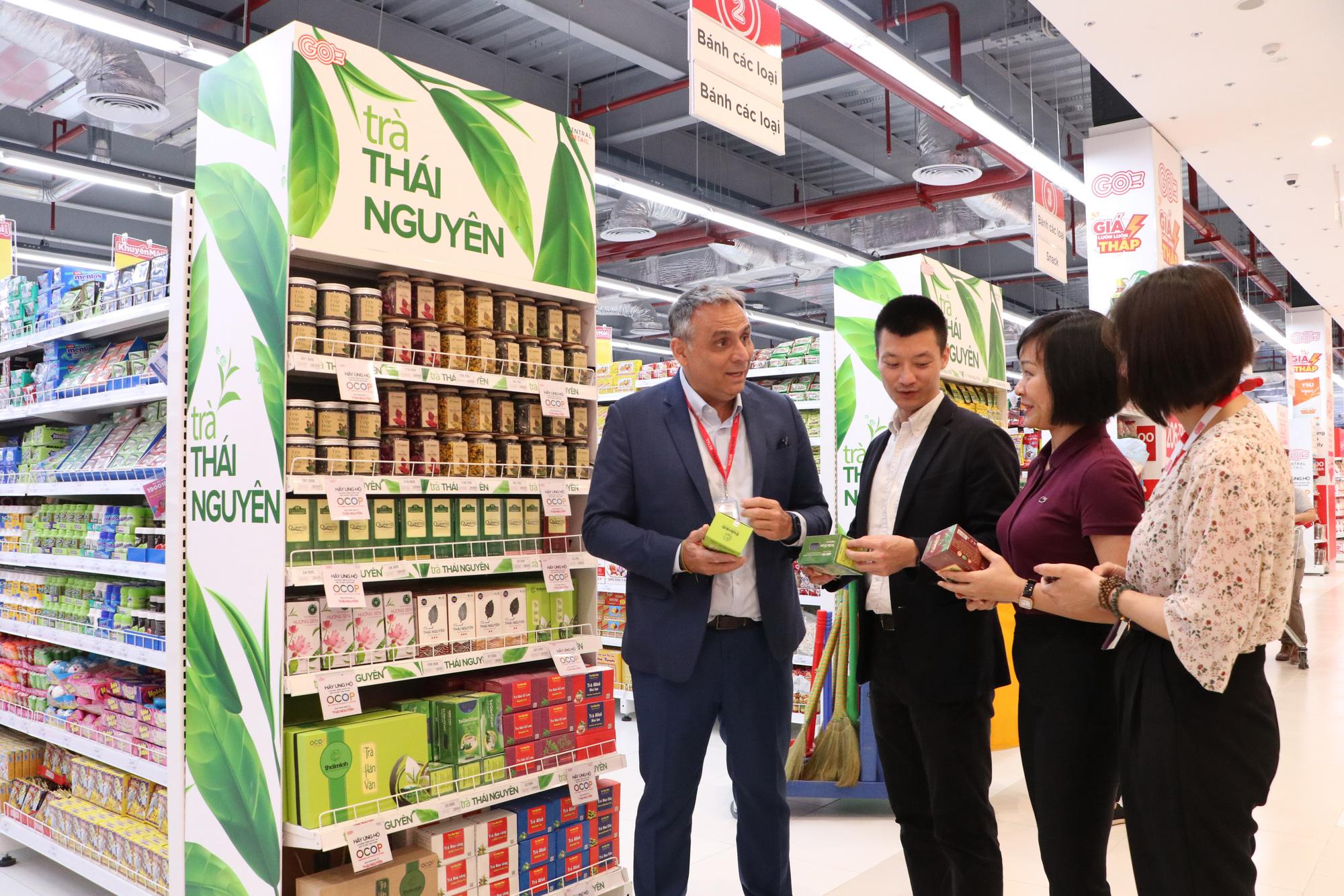 Thái Nguyên sắp khai trương Trung tâm thương mại hiện đại và lớn nhất cả nước - Ảnh 2.