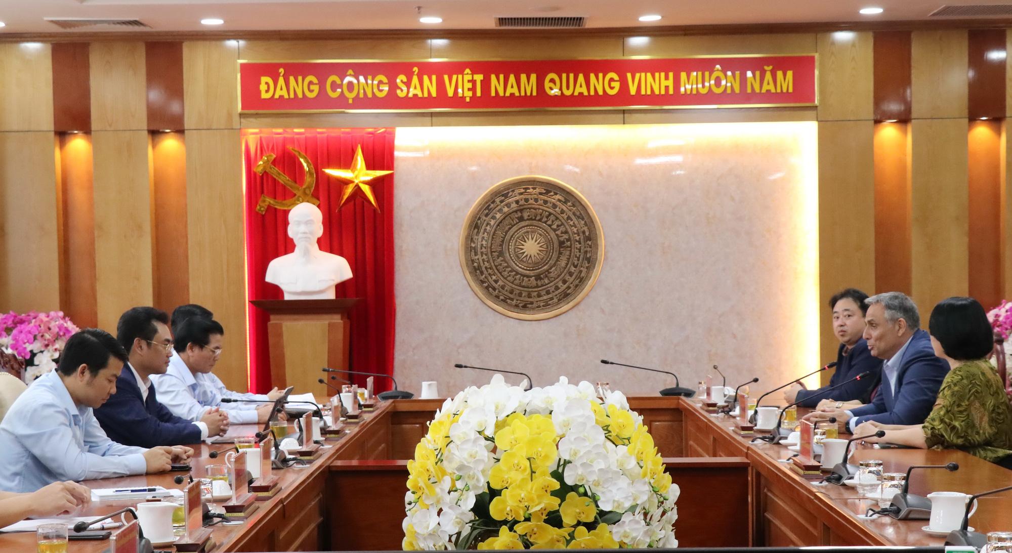 Thái Nguyên sắp khai trương Trung tâm thương mại hiện đại và lớn nhất cả nước - Ảnh 1.