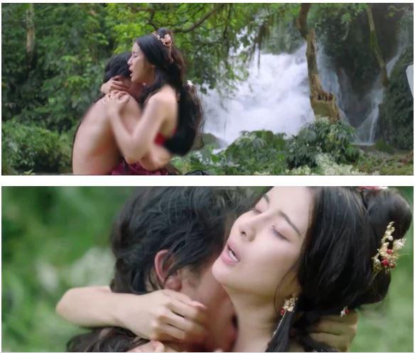"""Cảnh nóng của Hoạn Thư trong """"Kiều"""" bị chê dung tục, Cao Thái Hà hé lộ điều không ngờ - Ảnh 3."""