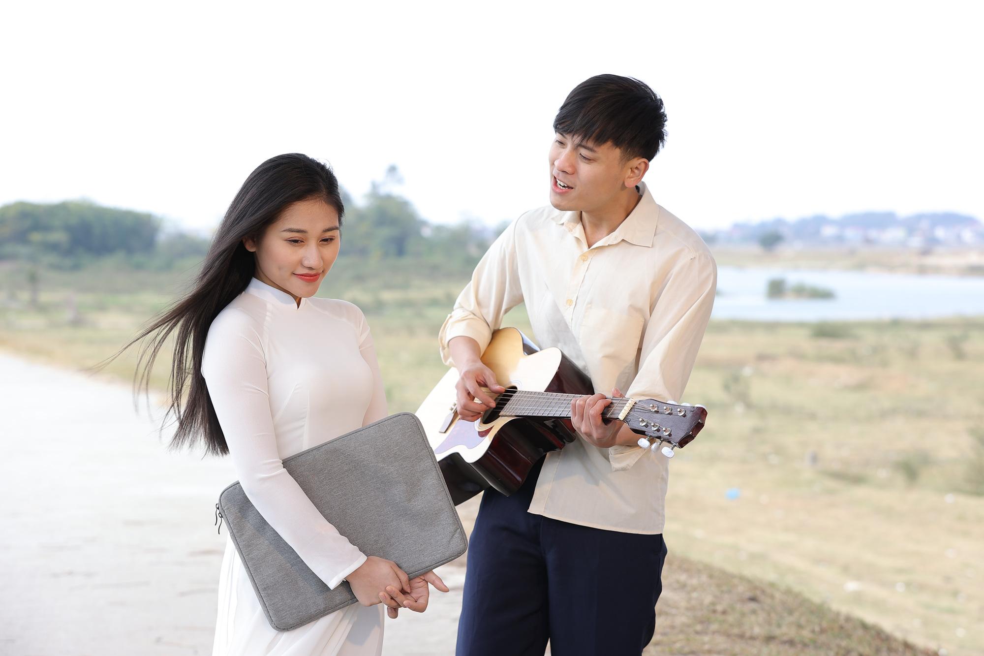 Á quân giọng hát hay Hà Nội tát bạn diễn sưng má trong phim ca nhạc - Ảnh 3.