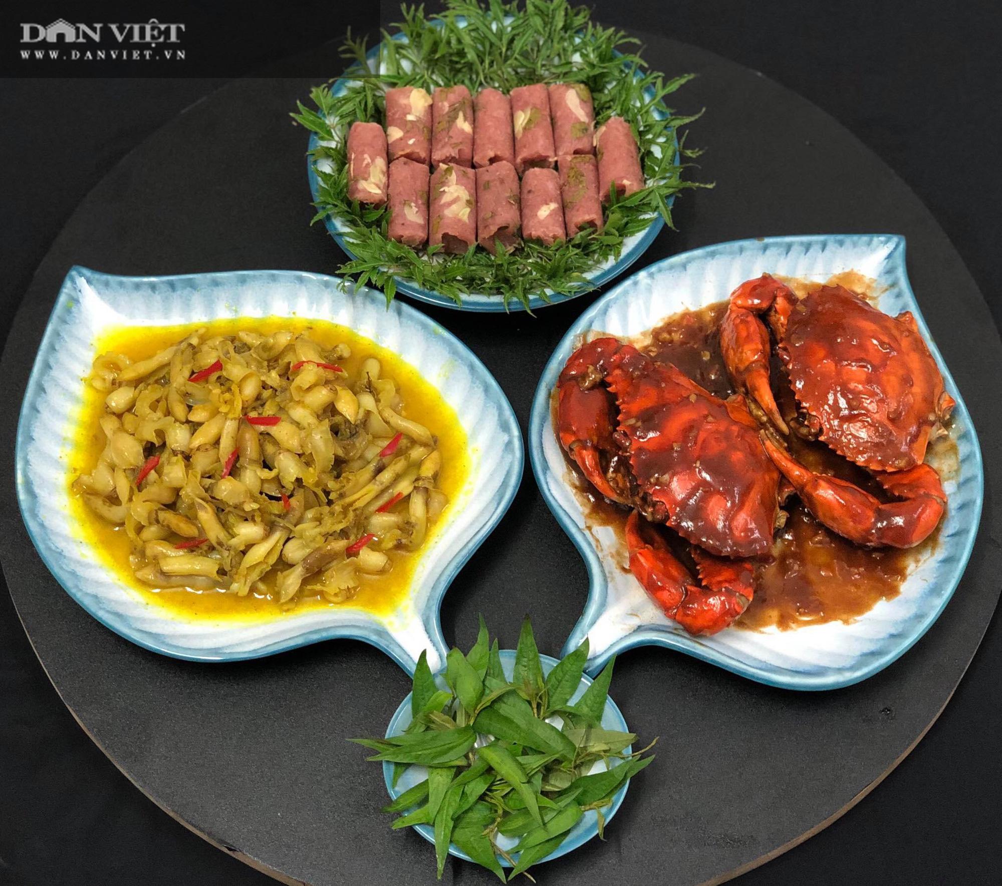 Mẹ đảm Hà thành gợi ý thực đơn cơm nhà đẹp mắt, đủ dinh dưỡng - Ảnh 11.