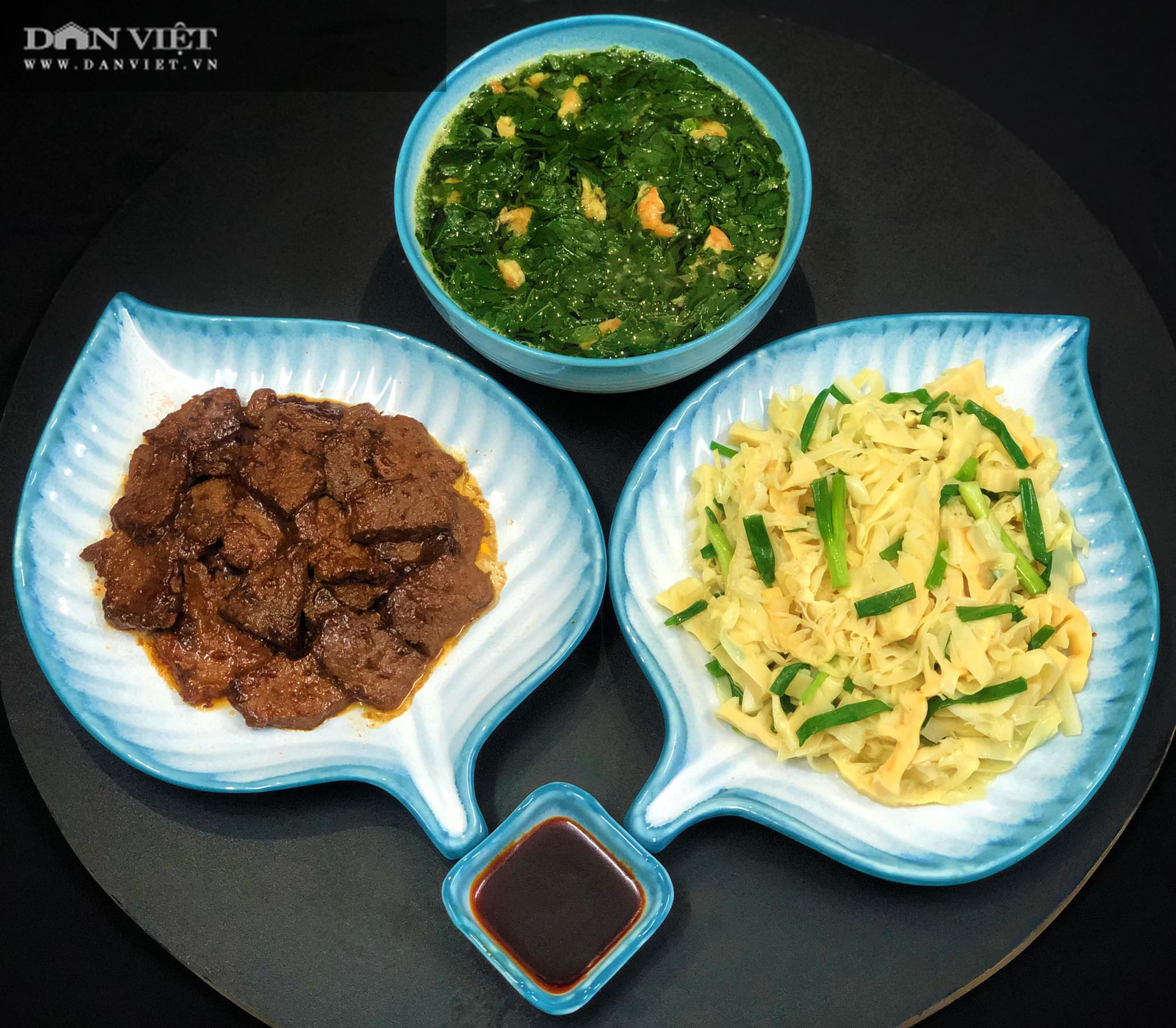 Mẹ đảm Hà thành gợi ý thực đơn cơm nhà đẹp mắt, đủ dinh dưỡng - Ảnh 14.