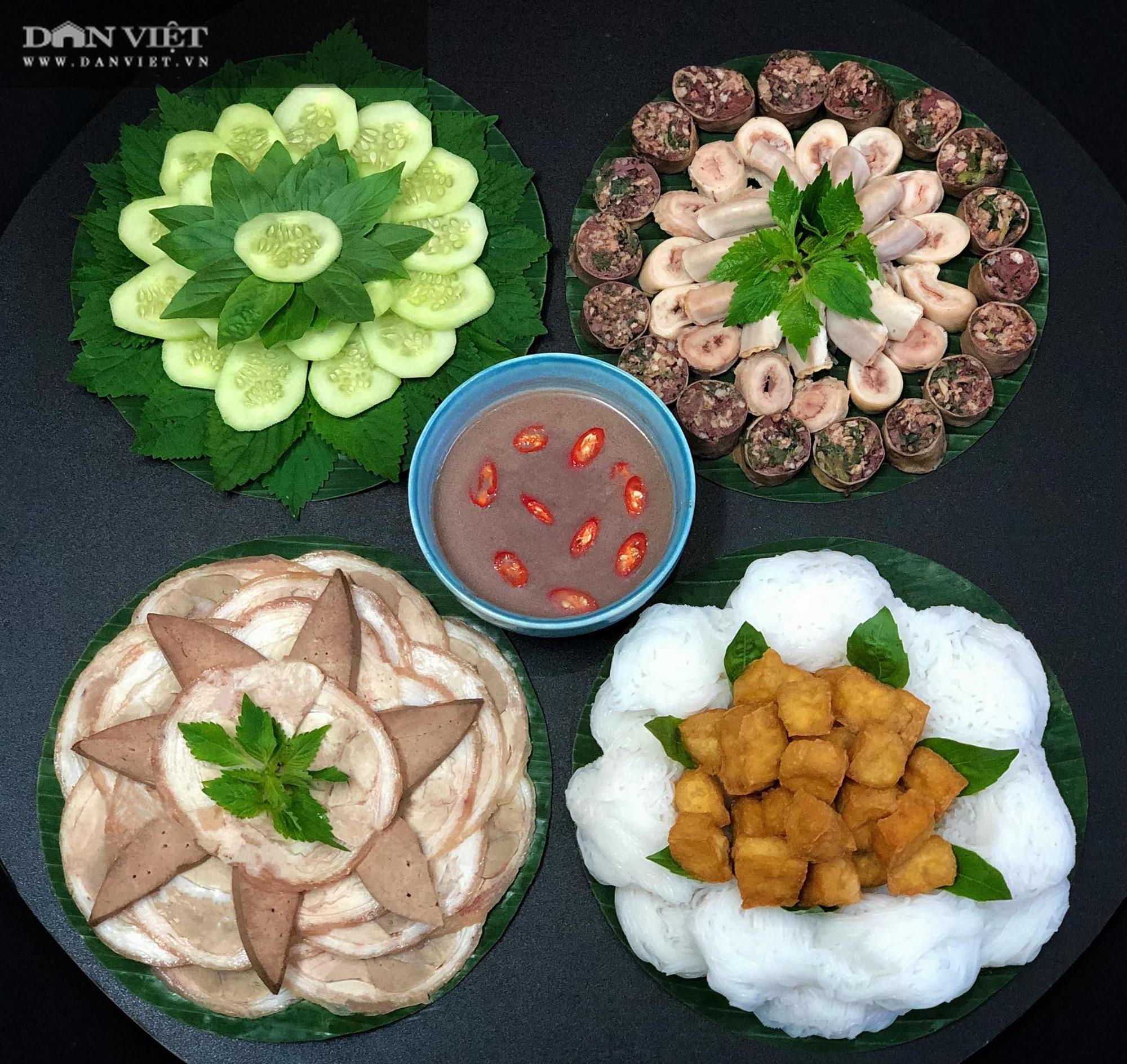 Mẹ đảm Hà thành gợi ý thực đơn cơm nhà đẹp mắt, đủ dinh dưỡng - Ảnh 8.