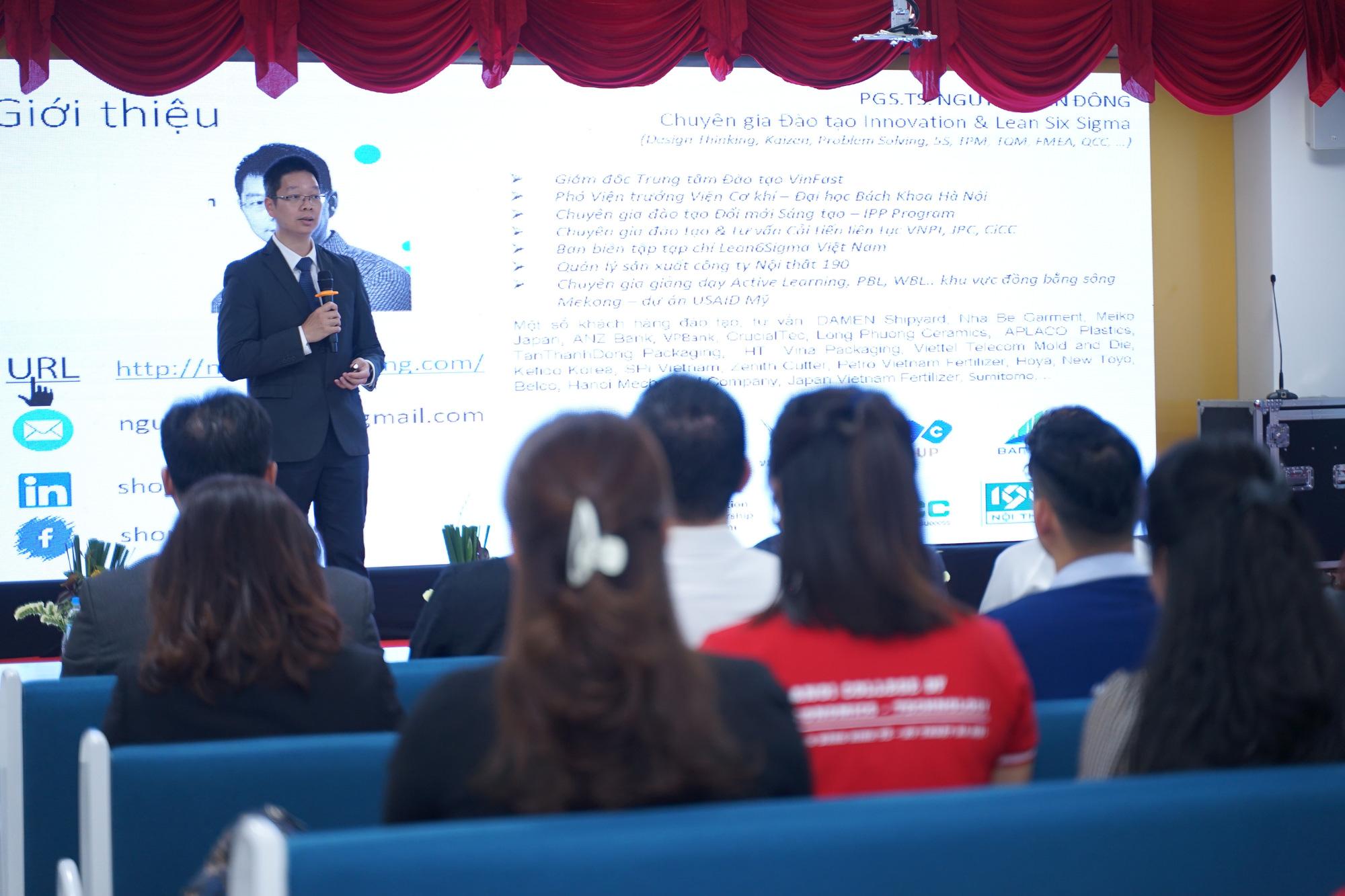 Nguyên Giám đốc Trung tâm Đào tạo VinFast gia nhập Tập đoàn Giáo dục EQuest - Ảnh 2.