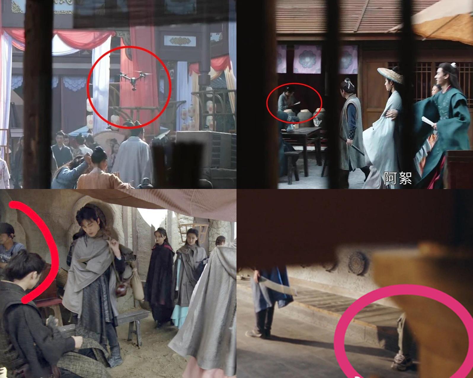 """Phim cổ trang Trung Quốc nghèo nàn, dễ dãi khiến khán giả """"ngán ngẩm"""" - Ảnh 2."""