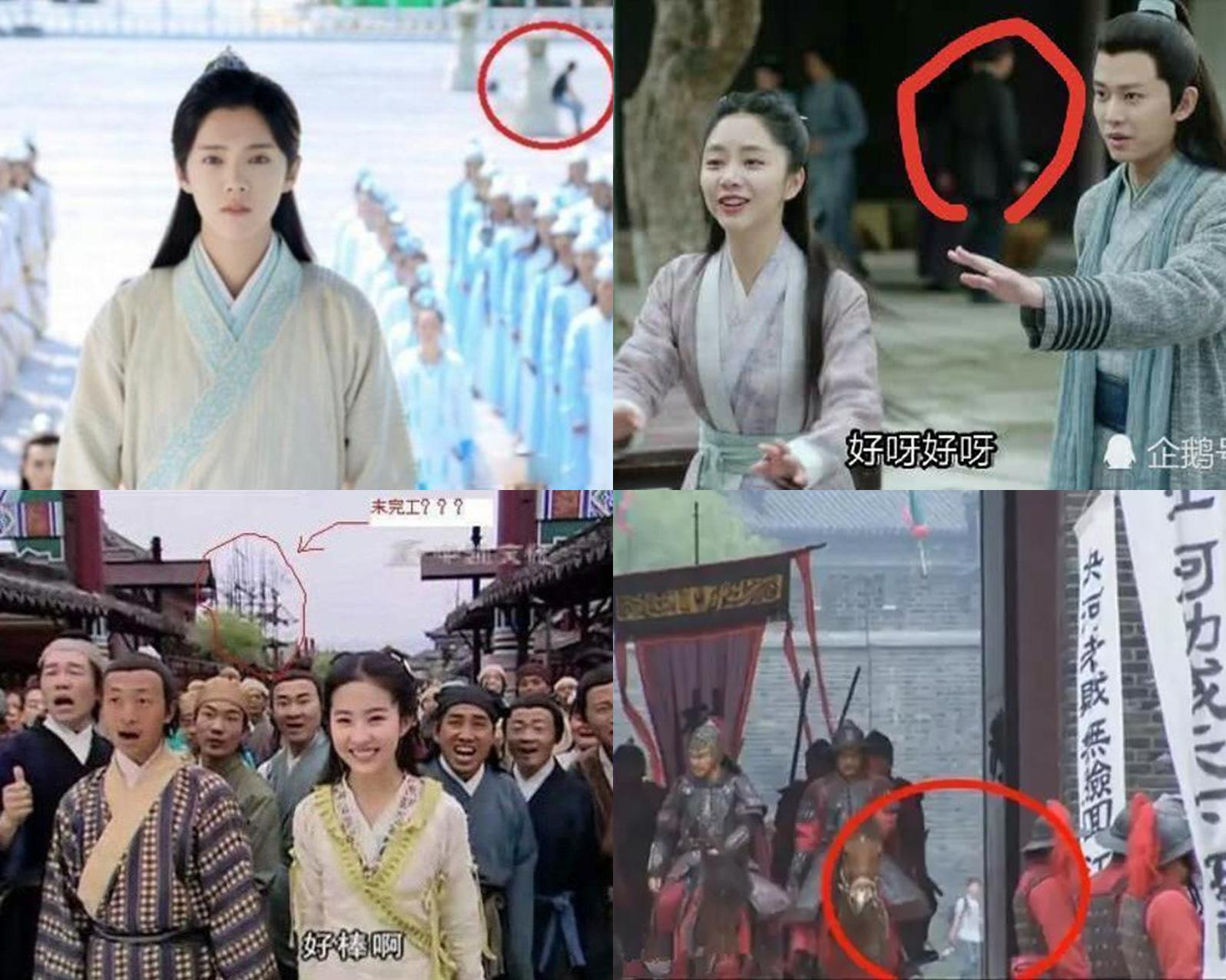 """Phim cổ trang Trung Quốc nghèo nàn, dễ dãi khiến khán giả """"ngán ngẩm"""" - Ảnh 5."""