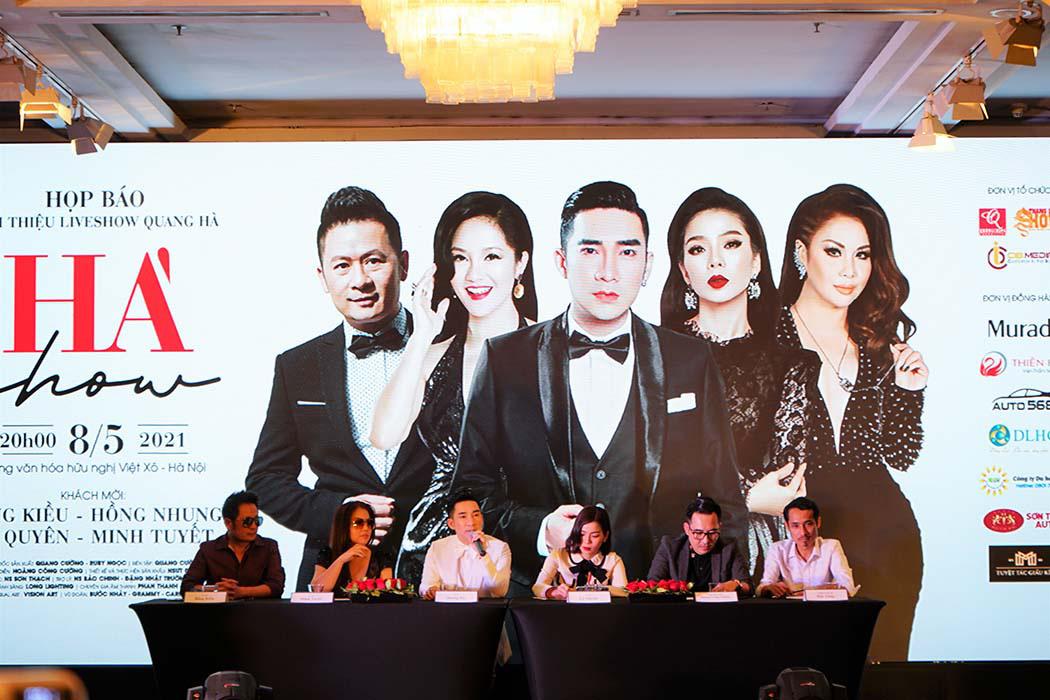 Ca sĩ Quang Hà thừa nhận mình mạo hiểm khi làm liveshow 11 tỷ dù đang dịch Covid-19 - Ảnh 3.