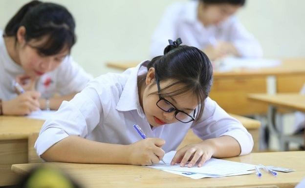 """Học sinh Hà Nội """"thi thử tốt nghiệp THPT"""" vào ngày 11 và 12/5 như thế nào? - Ảnh 1."""