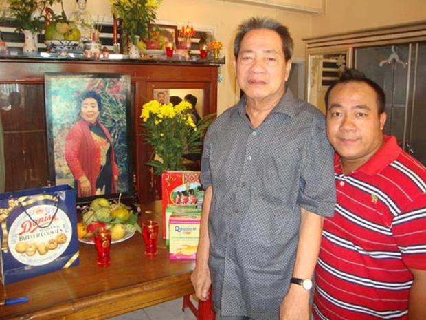 NSƯT Hoài Linh, Tăng Thanh Hà bàng hoàng thương tiếc nghệ sĩ Đức Lang qua đời - Ảnh 1.