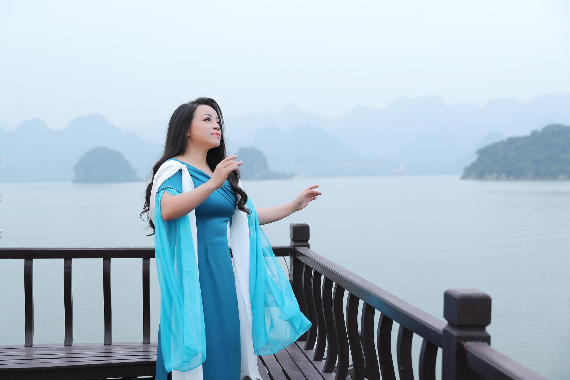 Á quân giọng hát hay Hà Nội tát bạn diễn sưng má trong phim ca nhạc - Ảnh 4.