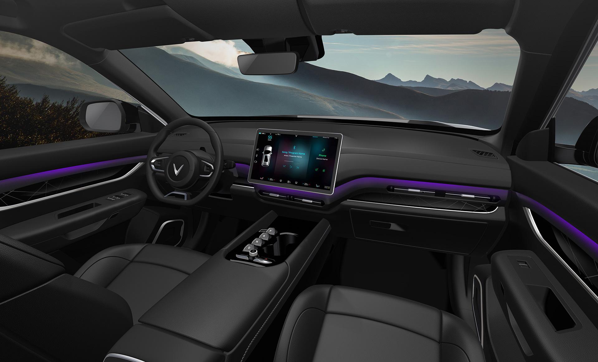 VinFast chọn công nghệ chip Nvidia trên ô tô điện thông minh tự hành - Ảnh 2.