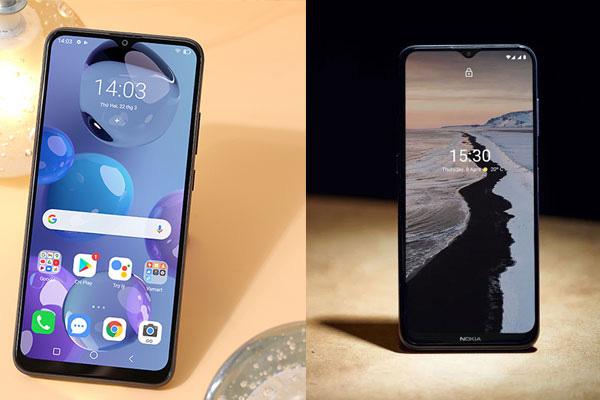 Nokia C20 đối đầu Vsmart Star 5: Đắt có xắt ra miếng? - Ảnh 9.