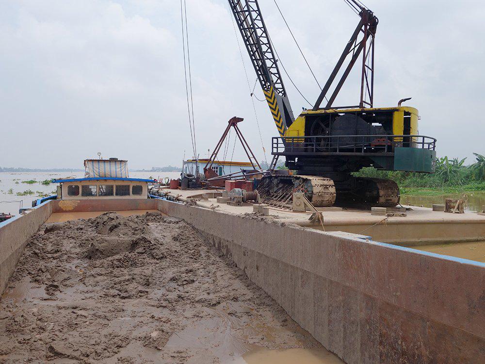 Vụ trúng đấu giá mỏ cát trên sông Tiền với giá 2.800 tỷ đồng: Sẽ yêu cầu Công ty chứng minh nguồn lực tài chính - Ảnh 1.