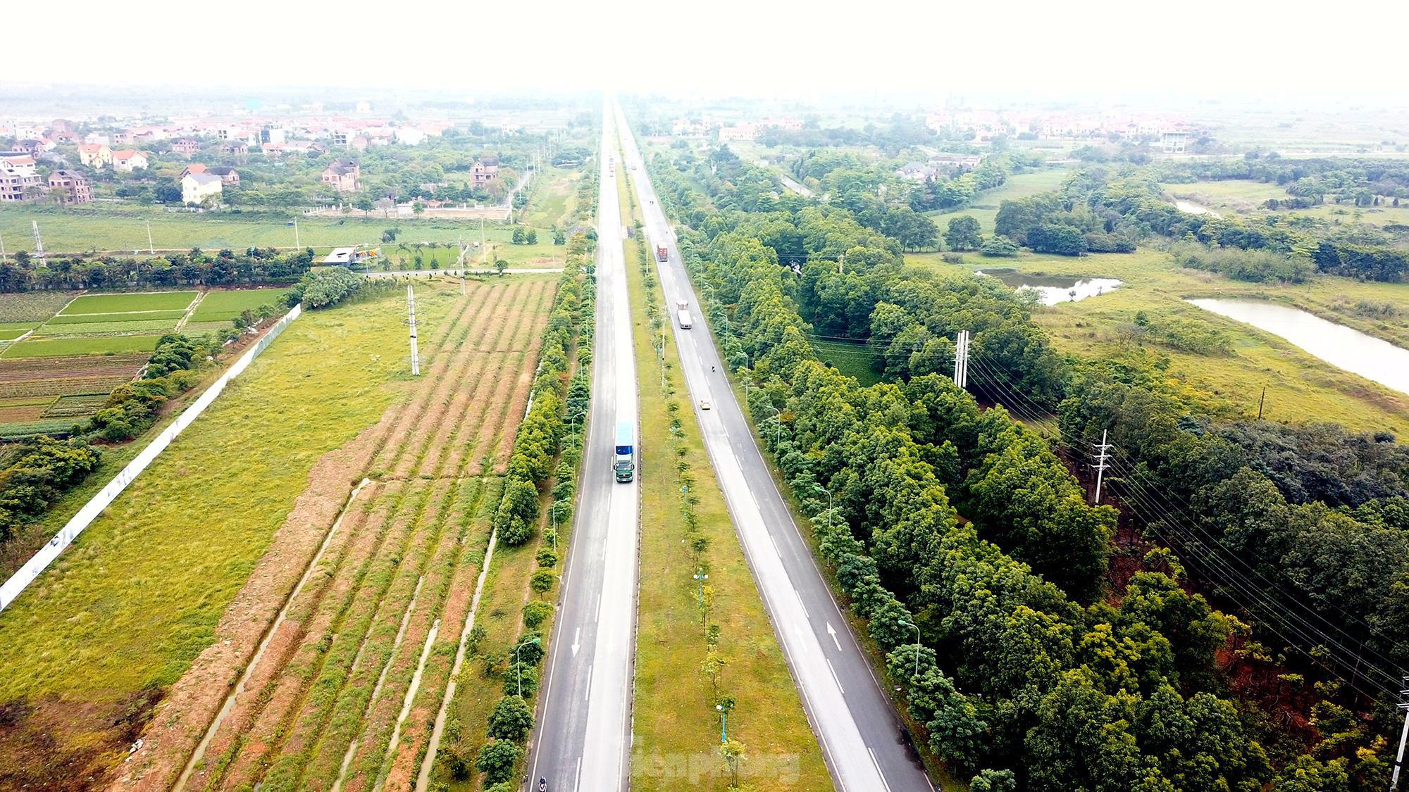 Tuyến đường 2.300 tỷ dài 15 km nối Hà Nội với Vĩnh Phúc hoạt động ra sao? - Ảnh 1.