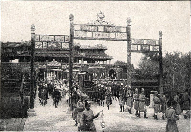 Nghi lễ tế trời đất tại đàn Nam Giao của các vua triều Nguyễn - Ảnh 1.