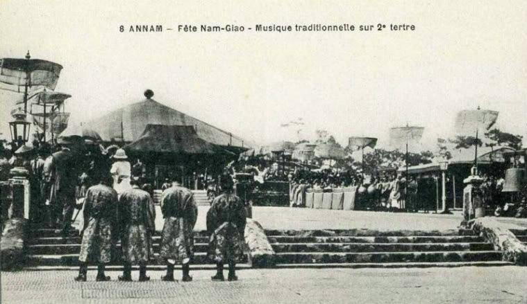 Nghi lễ tế trời đất tại đàn Nam Giao của các vua triều Nguyễn - Ảnh 2.