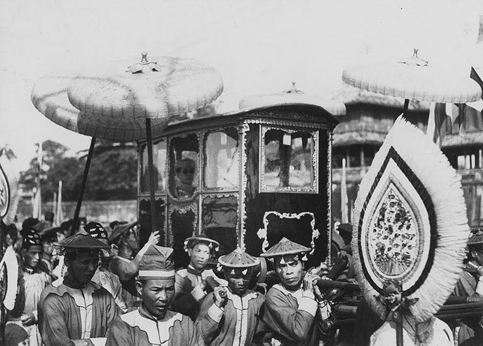 Nghi lễ tế trời đất tại đàn Nam Giao của các vua triều Nguyễn - Ảnh 4.