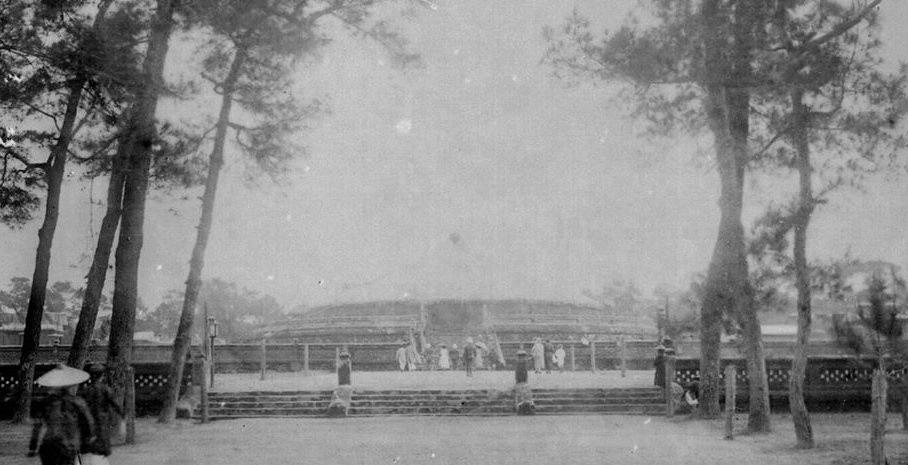Nghi lễ tế trời đất tại đàn Nam Giao của các vua triều Nguyễn - Ảnh 5.