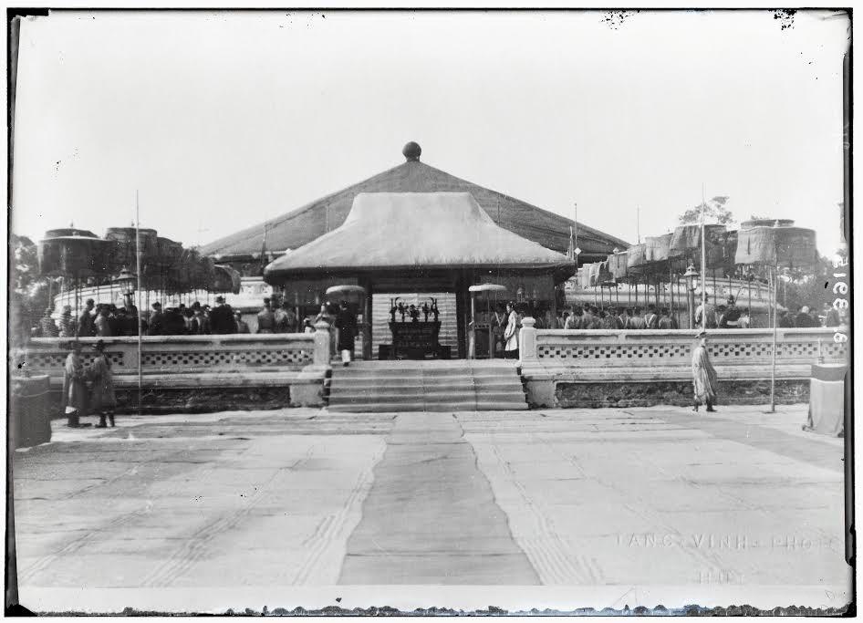 Nghi lễ tế trời đất tại đàn Nam Giao của các vua triều Nguyễn - Ảnh 6.