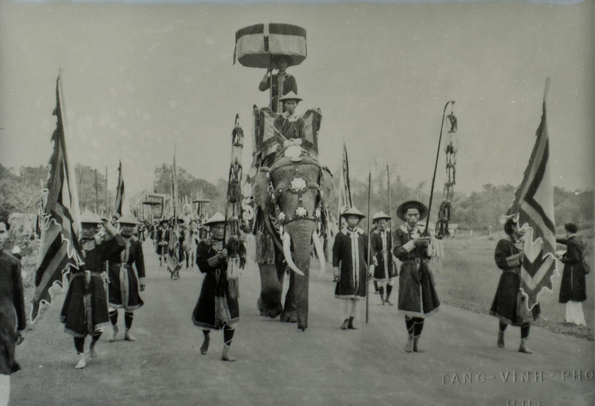 Nghi lễ tế trời đất tại đàn Nam Giao của các vua triều Nguyễn - Ảnh 9.