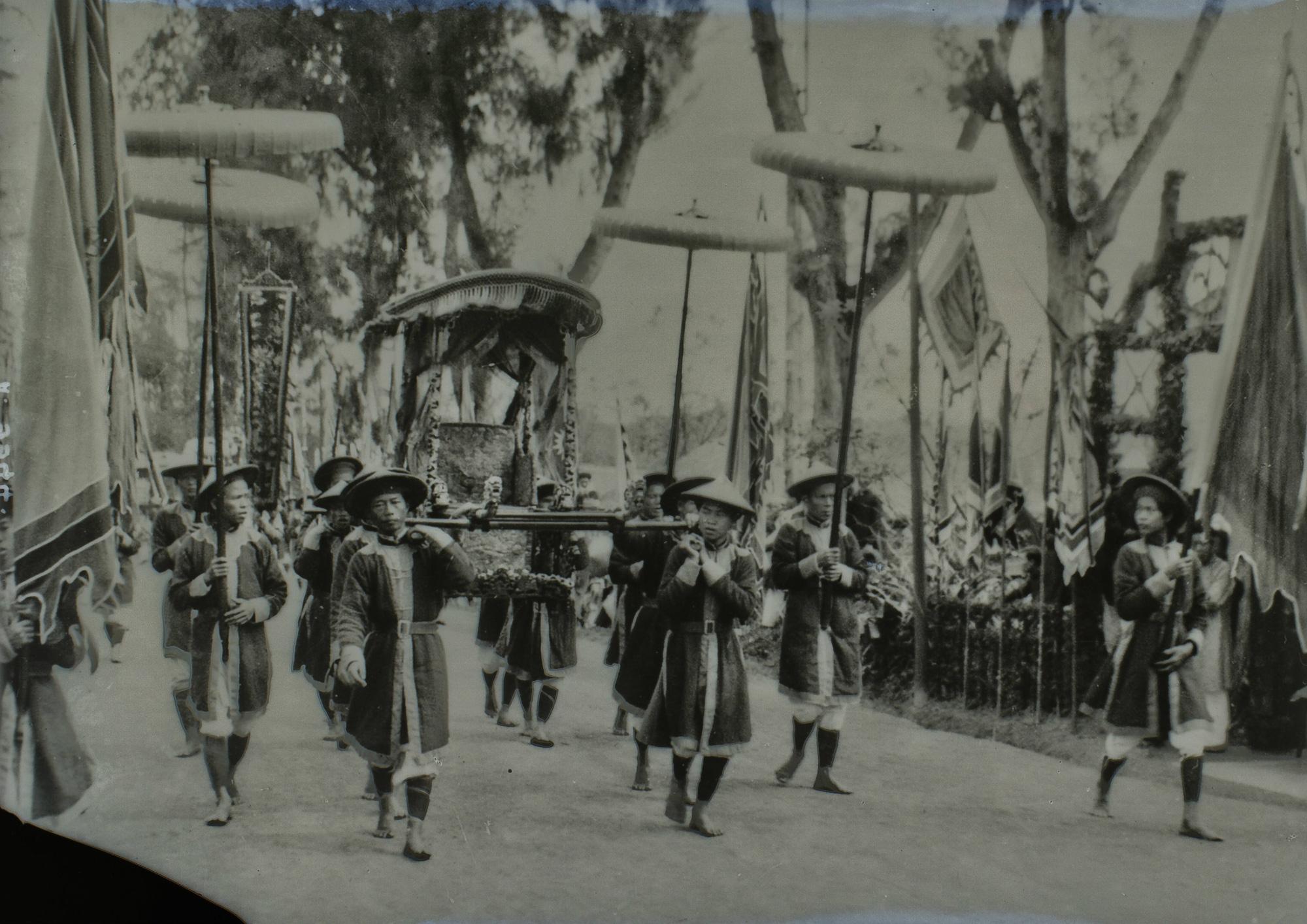 Nghi lễ tế trời đất tại đàn Nam Giao của các vua triều Nguyễn - Ảnh 10.