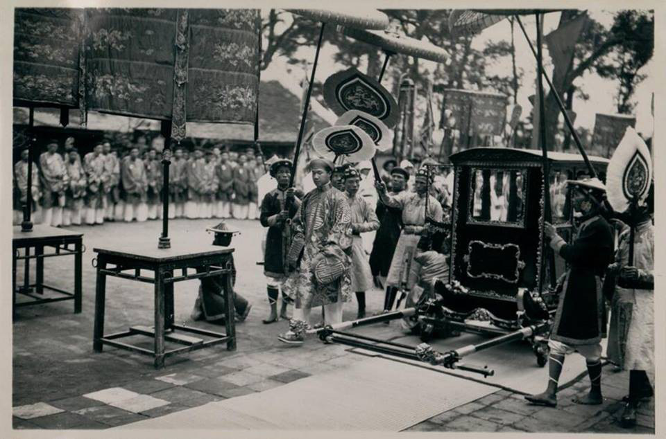 Nghi lễ tế trời đất tại đàn Nam Giao của các vua triều Nguyễn - Ảnh 11.
