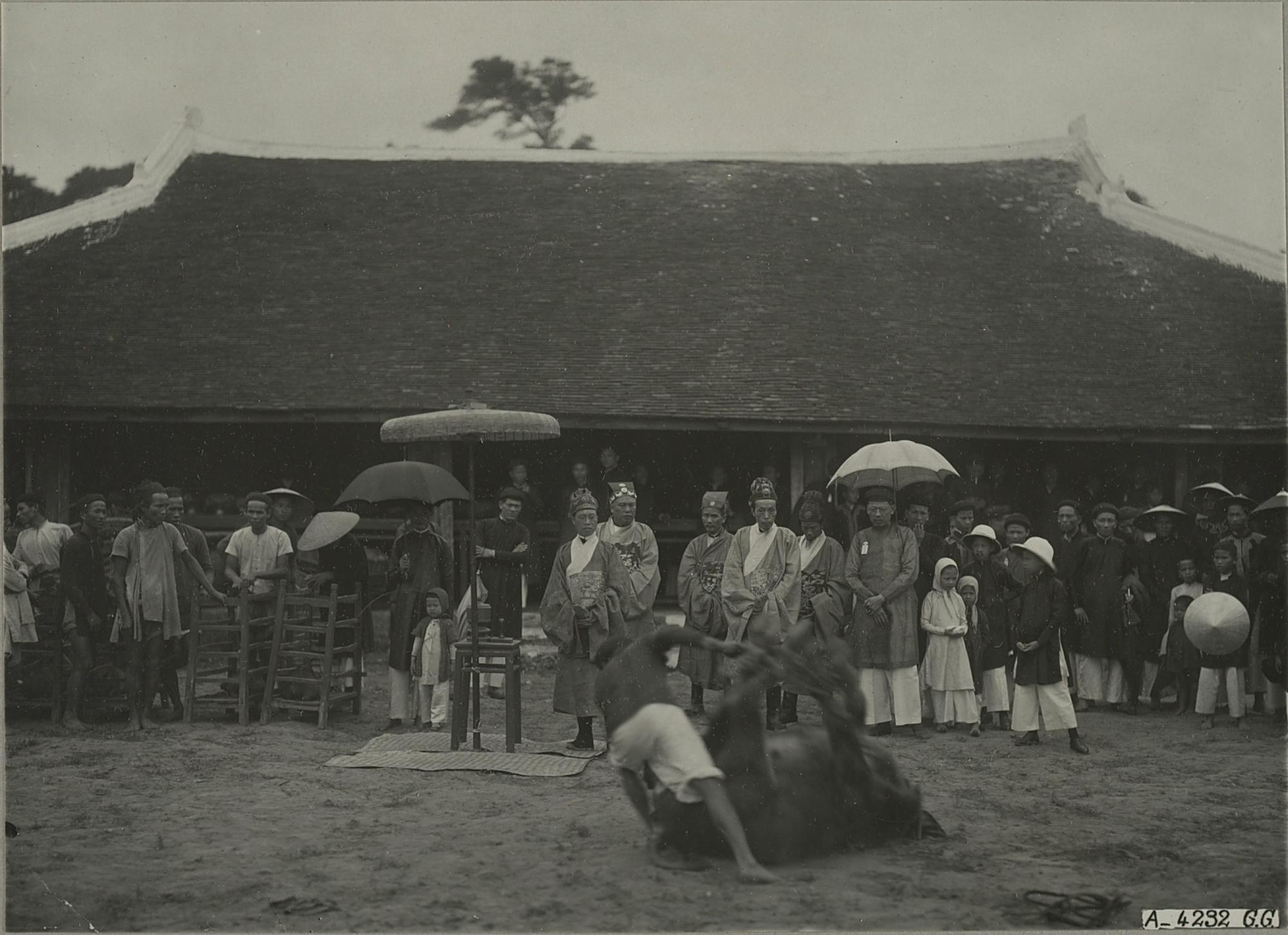 Nghi lễ tế trời đất tại đàn Nam Giao của các vua triều Nguyễn - Ảnh 12.