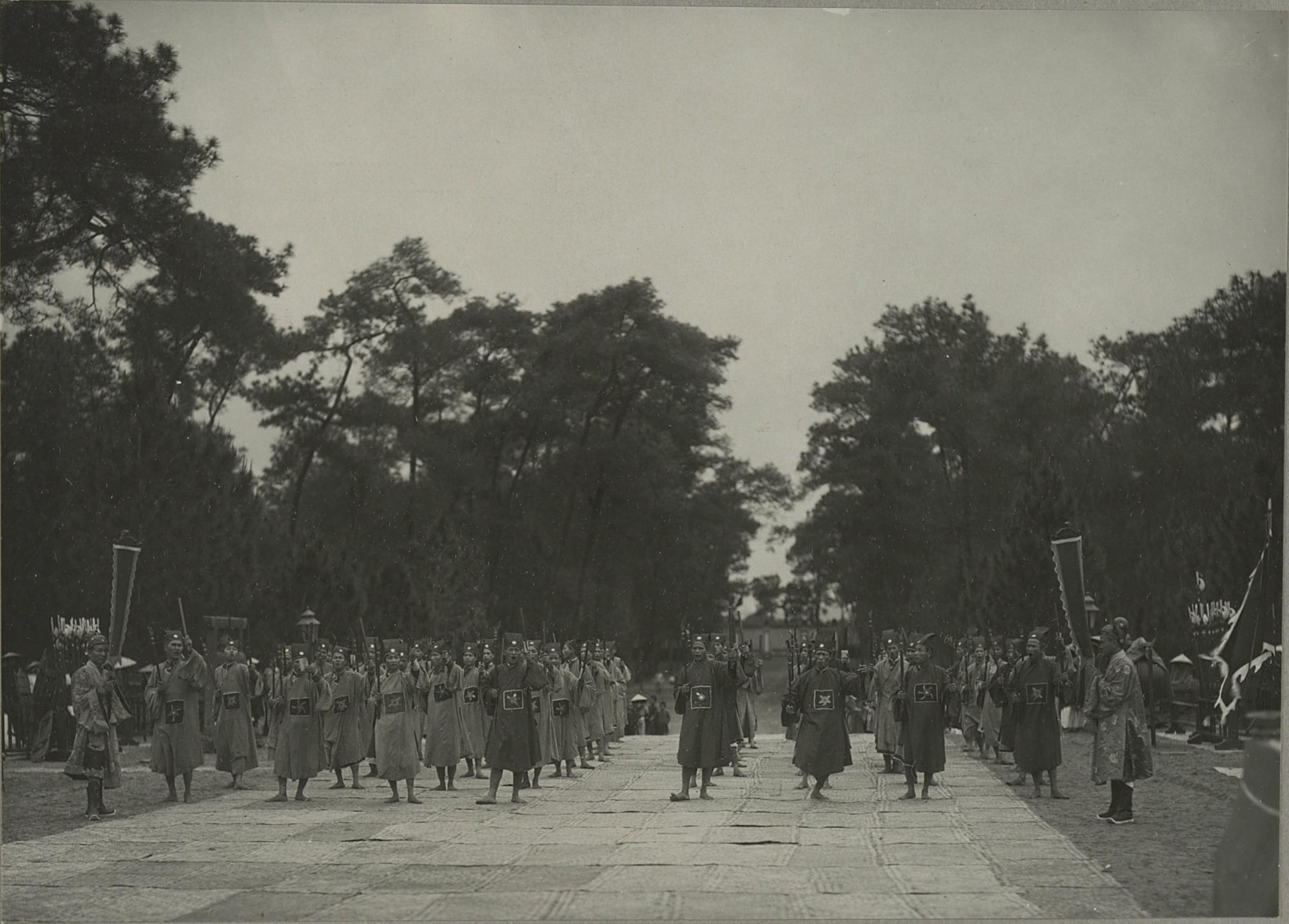 Nghi lễ tế trời đất tại đàn Nam Giao của các vua triều Nguyễn - Ảnh 17.