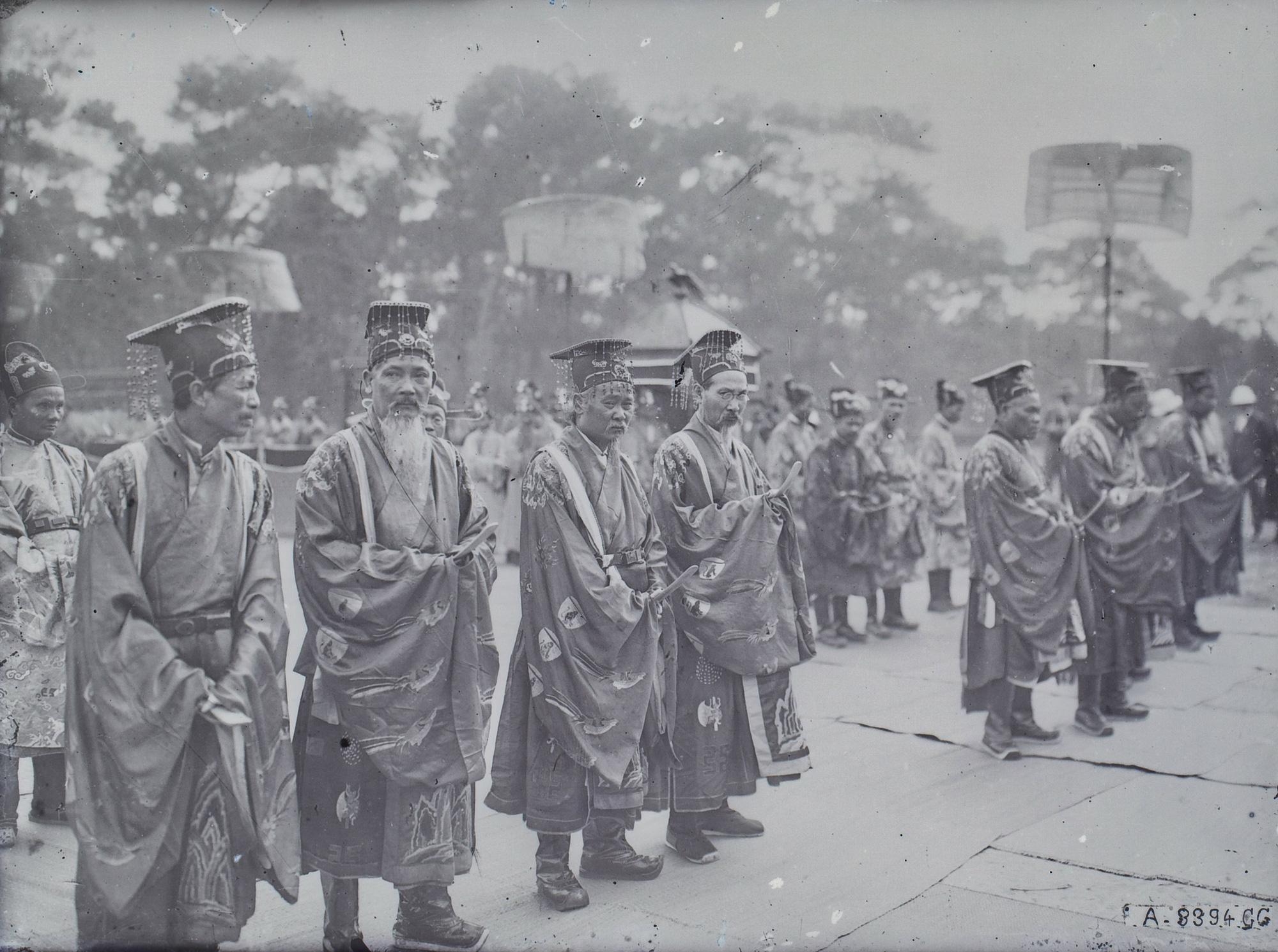 Nghi lễ tế trời đất tại đàn Nam Giao của các vua triều Nguyễn - Ảnh 18.