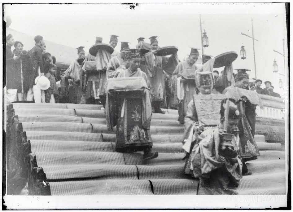 Nghi lễ tế trời đất tại đàn Nam Giao của các vua triều Nguyễn - Ảnh 19.