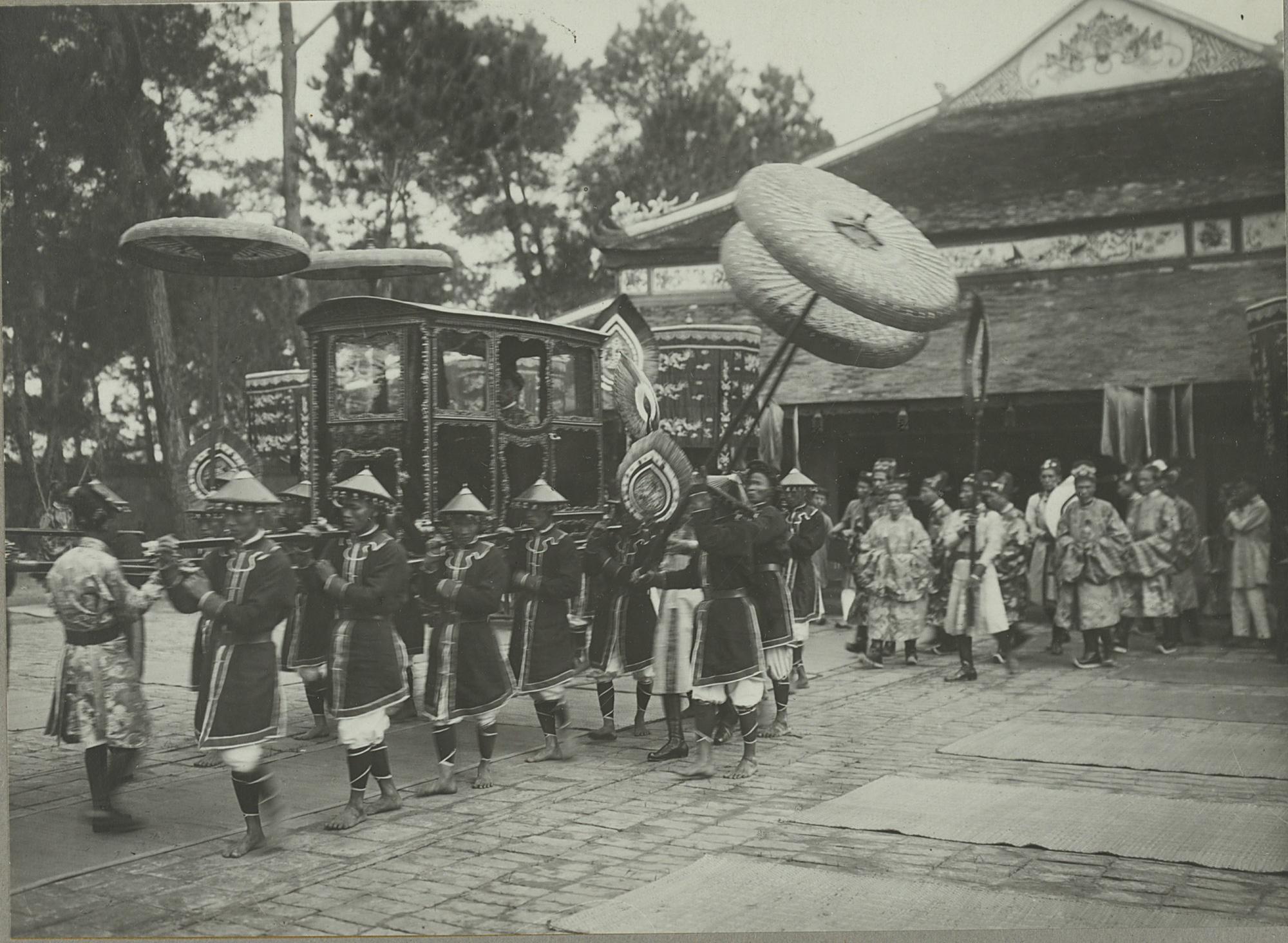 Nghi lễ tế trời đất tại đàn Nam Giao của các vua triều Nguyễn - Ảnh 20.