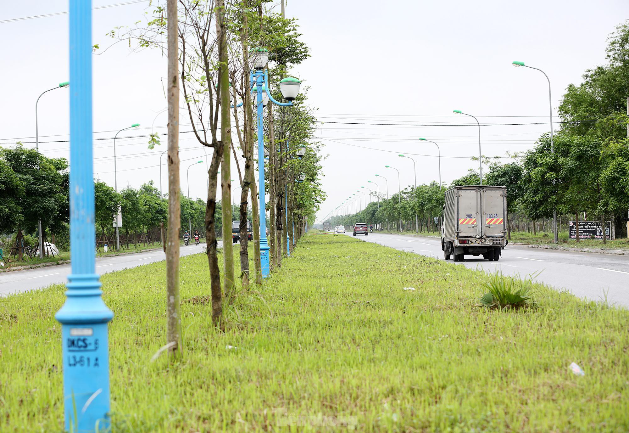 Tuyến đường 2.300 tỷ dài 15 km nối Hà Nội với Vĩnh Phúc hoạt động ra sao? - Ảnh 2.