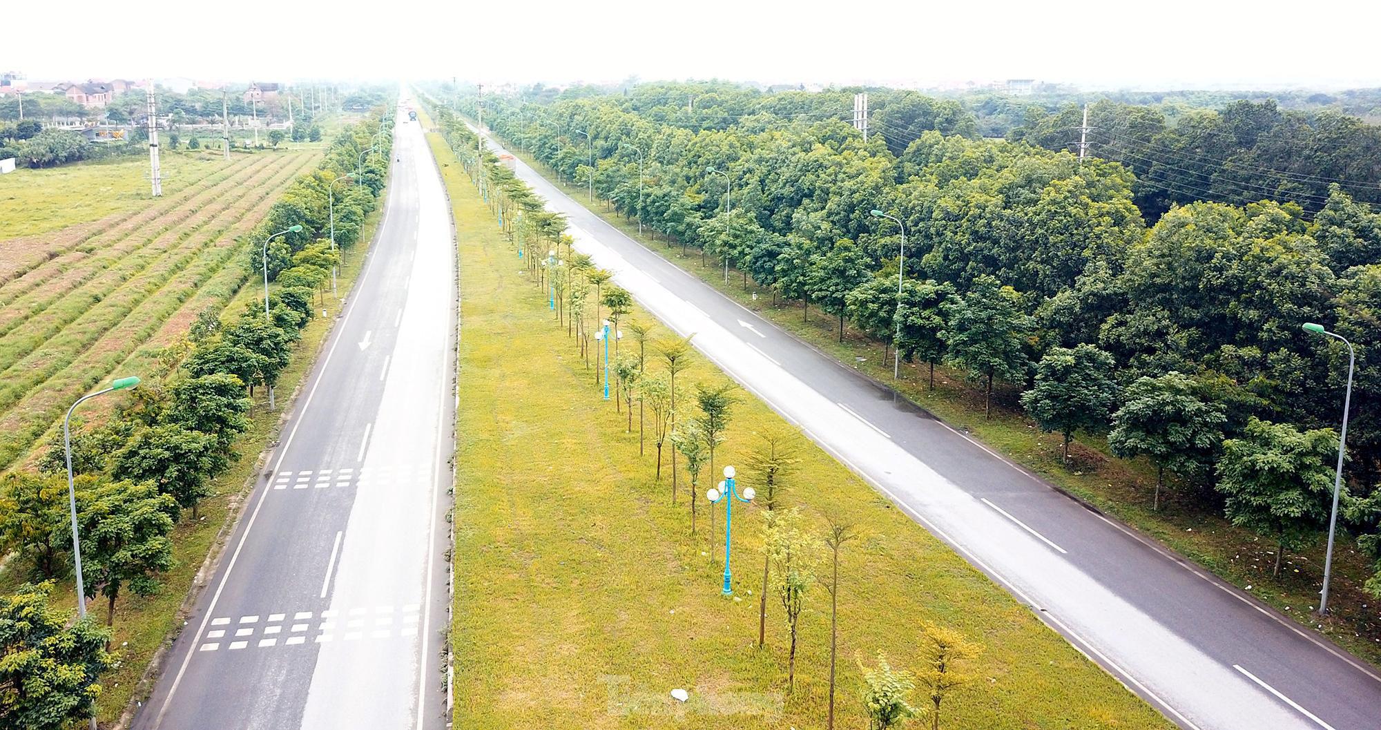 Tuyến đường 2.300 tỷ dài 15 km nối Hà Nội với Vĩnh Phúc hoạt động ra sao? - Ảnh 4.