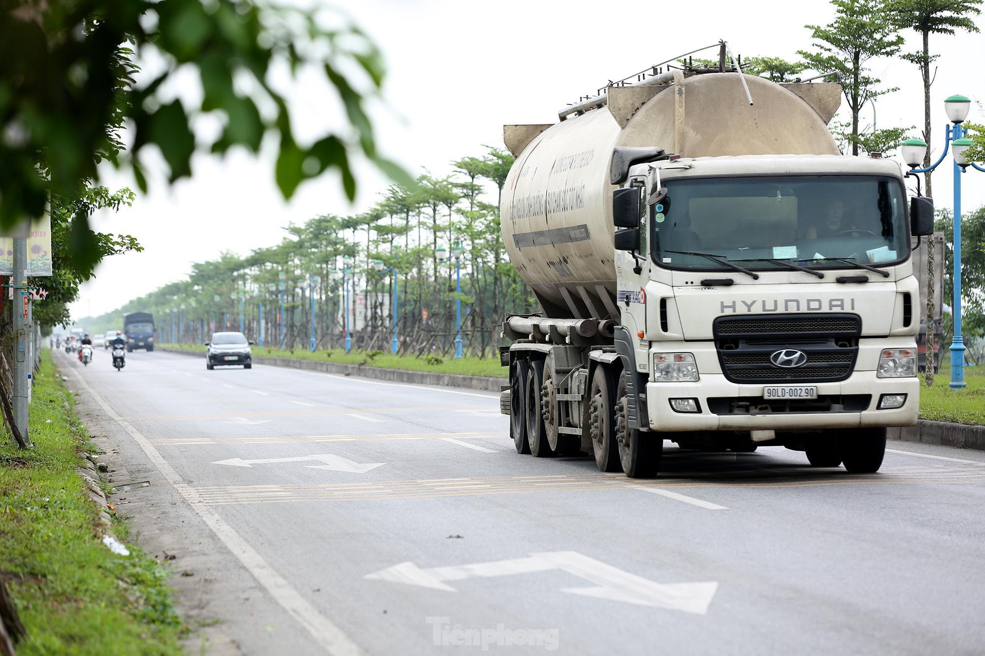 Tuyến đường 2.300 tỷ dài 15 km nối Hà Nội với Vĩnh Phúc hoạt động ra sao? - Ảnh 5.