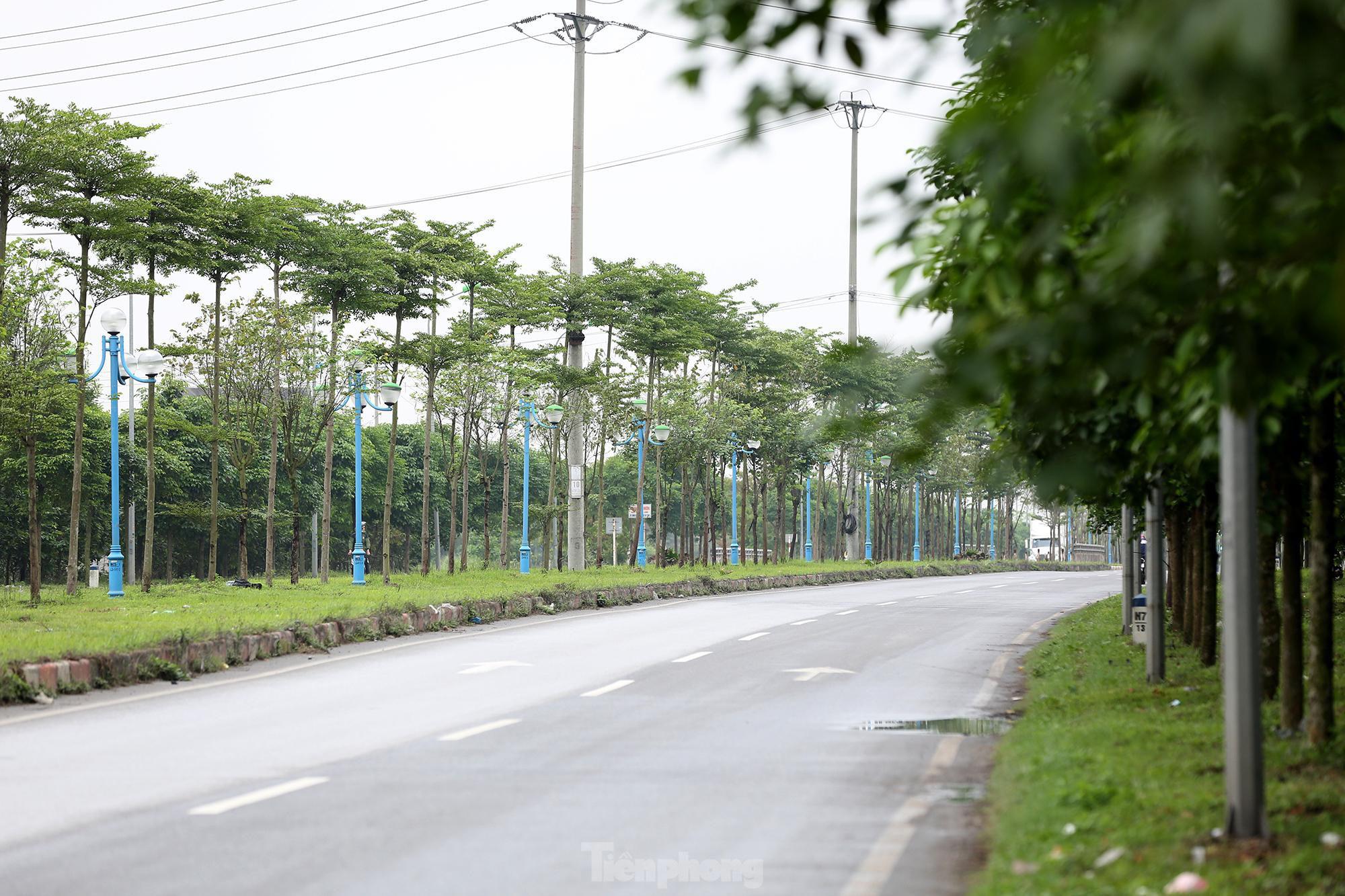 Tuyến đường 2.300 tỷ dài 15 km nối Hà Nội với Vĩnh Phúc hoạt động ra sao? - Ảnh 6.
