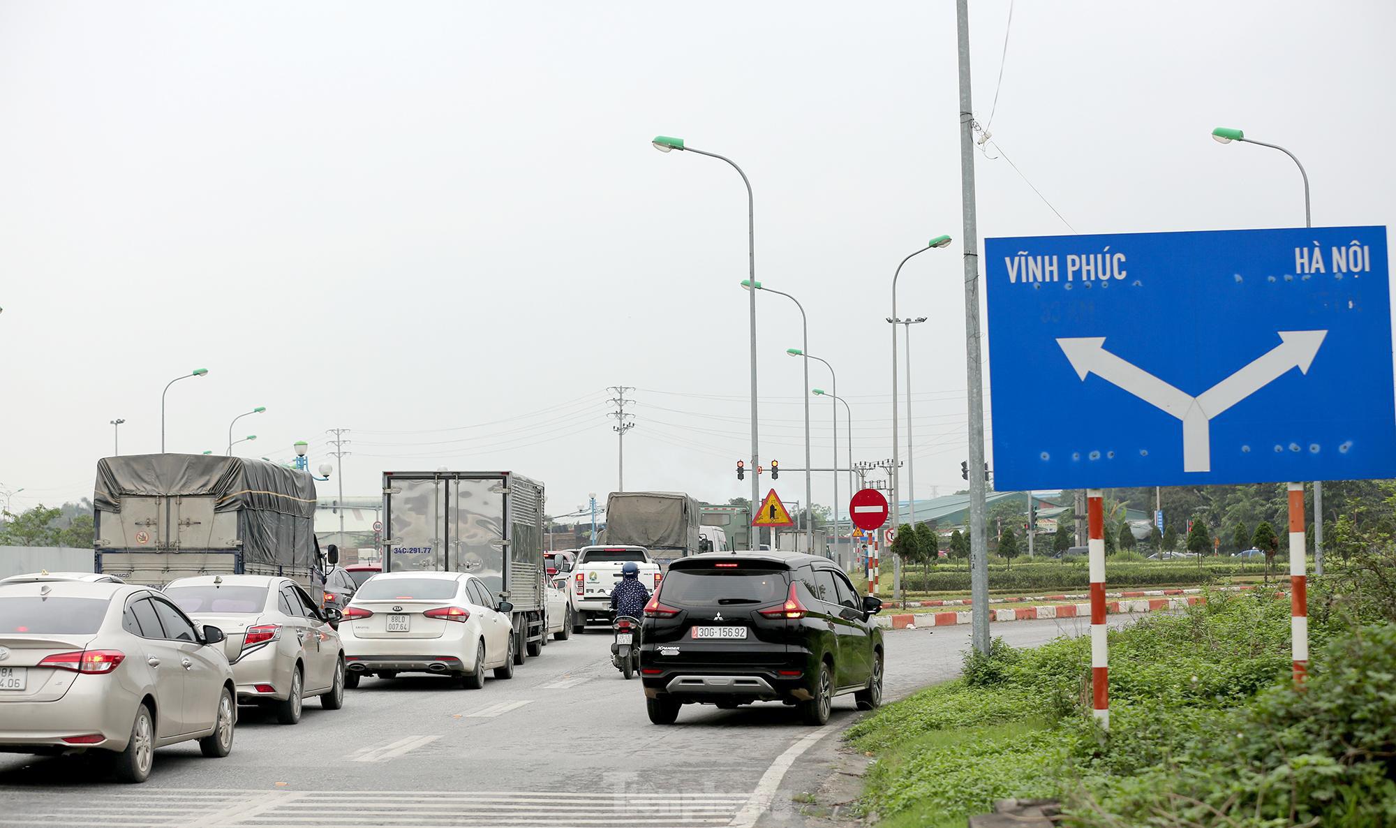 Tuyến đường 2.300 tỷ dài 15 km nối Hà Nội với Vĩnh Phúc hoạt động ra sao? - Ảnh 8.