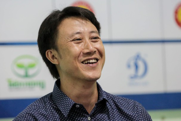 HLV Nguyễn Thành Vinh nhận lời dẫn dắt cho CLB Hà Tĩnh   - Ảnh 1.