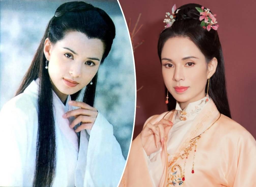 """25 năm sống lại ký ức """"Tiểu Long Nữ"""": """"Cô Cô"""" Lý Nhược Đồng vẫn... đẹp buồn - Ảnh 7."""