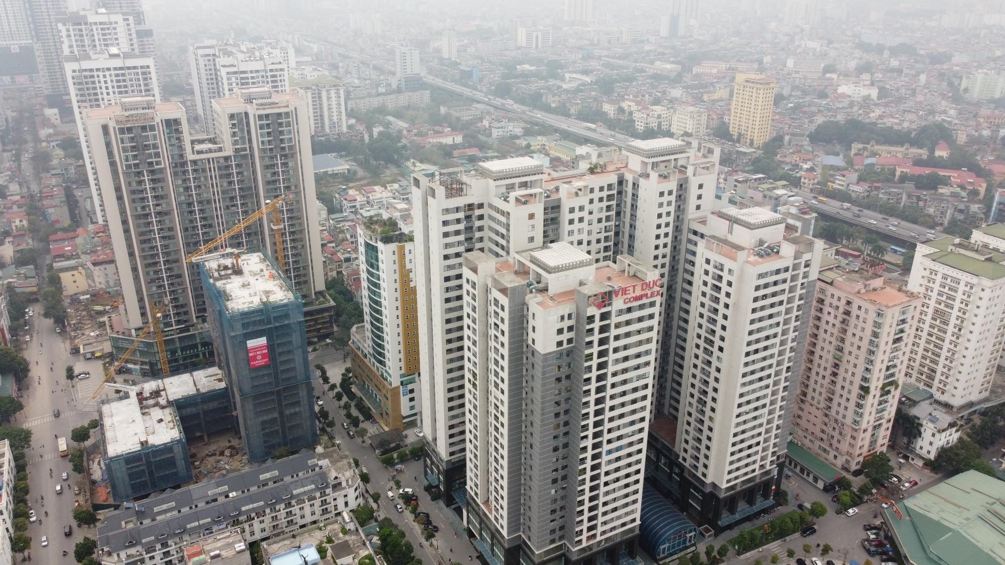 """Trong cơn """"sốt đất"""", giá chung cư Hà Nội vào đợt tăng giá mới - Ảnh 3."""